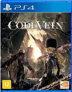 Code Vein PS4 Mídia Fìsica