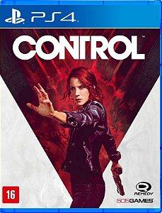 Control  PS4 - Mídia Física