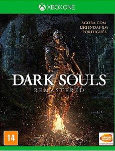 Dark Souls Remastered  Xbox One - Mídia Física