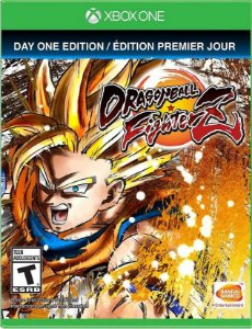 Dragon Ball Fighterz  ED Padrao Xbox One Mídia Física
