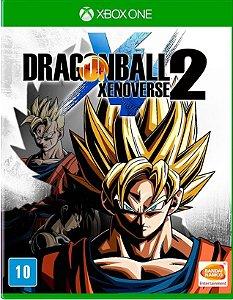 Dragon Ball Xenoverse 2 ED Padrao Xbox One - Mídia Física