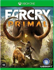 Far Cry Primal Xbox One Mídia Física