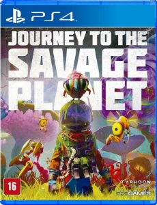 Journey to the Savage Planet PS4 - Mídia Física