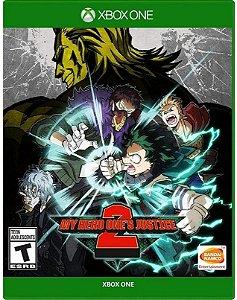 My Hero One's Justice 2  Xbox One - Mídia Física