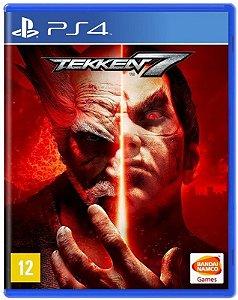 Tekken 7 PS4 Mídia Física