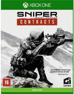 Sniper Ghost Warrior Contracts Xbox One Mídia Física