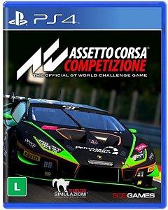 Assetto Corsa Competizione PS4 Mídia Física