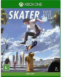 Skater XL Xbox One Mídia Física