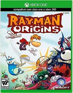 Rayman Origins Xbox One - Mídia Física