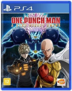 One Punch Man A Hero Nobody Knows PS4 Mídia Física