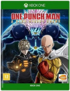 One Punch Man A Hero Nobody Knows Xbox One Mídia Física