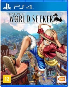 One Piece World Seeker PS4 Mídia Física