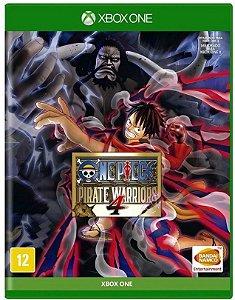 One Piece Pirate Warriors 4 Xbox One Mídia Física