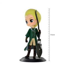 Figure Harry Potter Q Posket Draco Malfoy Quidditch Style