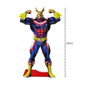 Figure My Hero Academia Grandista All Might Manga Dimensions
