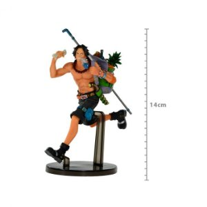 Figure One Piece Three Brothers -  Portgas D Ace