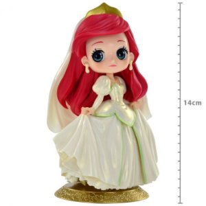 Figure Q Posket Disney Character Dreamy Style  Ariel