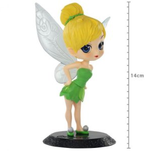Figure Q Posket Disney Character Tinker Bell Leaf Dress