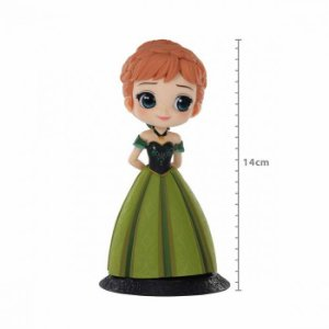 Figure Q Posket Disney Characters - Anna Coronation