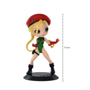 Figure Street Fighter Series Q Posket Cammy