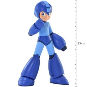 Figure Mega Man Grandista Exclusive Lines