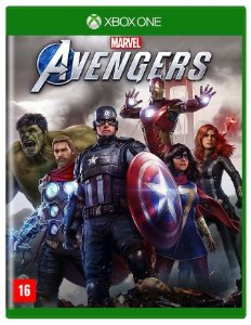Marvels Avengers Xbox One Mídia Física