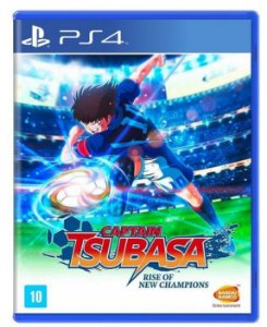 Captain Tsubasa: Rise of New Champions PS4 - Mídia Física