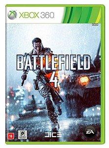Battlefield 4 Xbox 360  Mídia Física