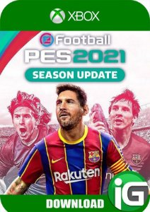Pro Evolution Soccer (PES) 21 Xbox One Digital