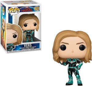 Funko Captain Marvel Vers