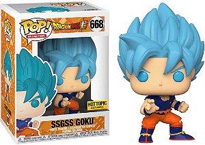 Funko SSGSS Goku