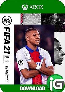 FIFA 21 Edição dos Campeões - Xbox One