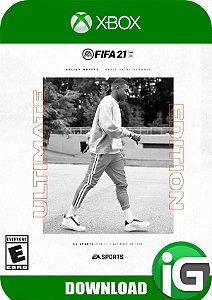 FIFA 21 Edição Ultimate - Xbox One