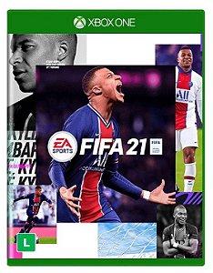 Fifa 21 Xbox One - Mídia Física