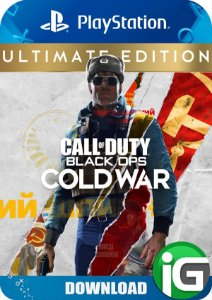 Call of Duty: Black Ops Cold War - Edição Definitiva PS4