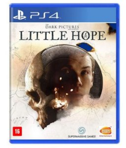 The Dark Pictures Anthology: Little Hope PS4 - Mídia Física