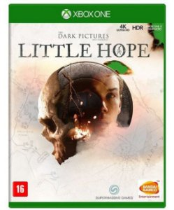 The Dark Pictures Anthology: Little Hope Xbox One - Mídia Física