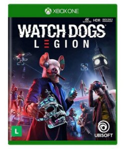 Watch Dogs Legion Xbox One Mídia Física