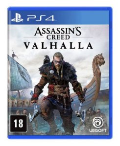 Assassin's Creed: Valhalla PS4 Mídia Física