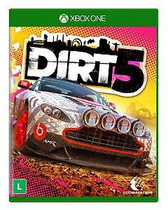 Dirt 5 Xbox One - Mídia Física