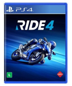 Ride 4 PS4 - Mídia Física