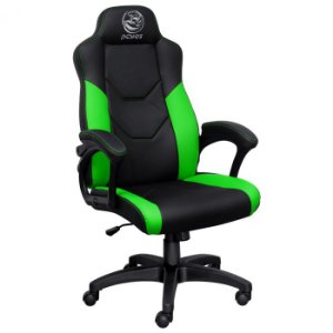 Cadeira Gamer Mad Racer V6 Turbo Verde