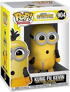 Boneco Funko Pop Minions 2 Kung Fu Kevin #904