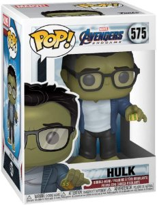 Boneco Funko Pop Marvel Endgame Hulk With Taco #575