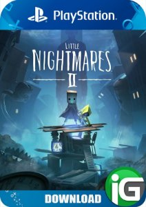 Little Nightmares II Standard Edition - PS4 Digital