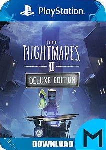 Little Nightmares II Deluxe Edition - PS4 Digital