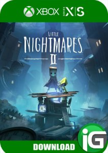 Little Nightmares II Standard Edition - Xbox Series X/S Digital