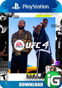 UFC 4 - PS4 Digital