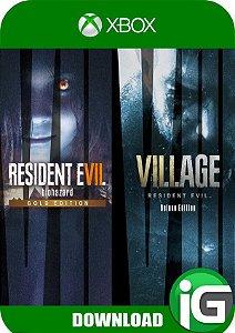 Resident Evil Village - Xbox One Complete Bundle