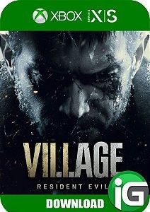 Resident Evil Village - Xbox Series X/S Standard Edition